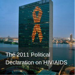 Policy Briefs on the 2011 Political Declaration on HIV and AIDS