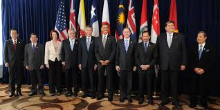 Leaders of countries that have signed the Trans-Pacific Partnership Agreement or TPP (photo courtesy of Wikipedia)